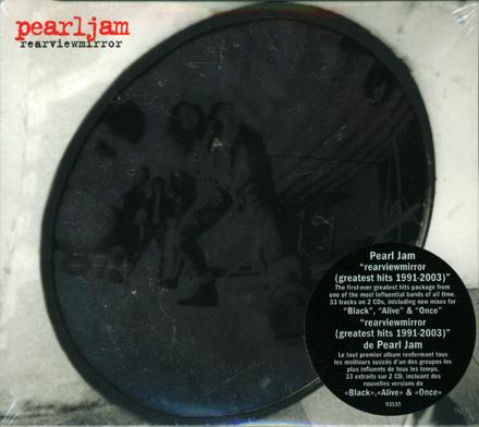 pearl jam rearviewmirror 5 39 39 double cd cardboard gatefold sleeve canada cd album www. Black Bedroom Furniture Sets. Home Design Ideas