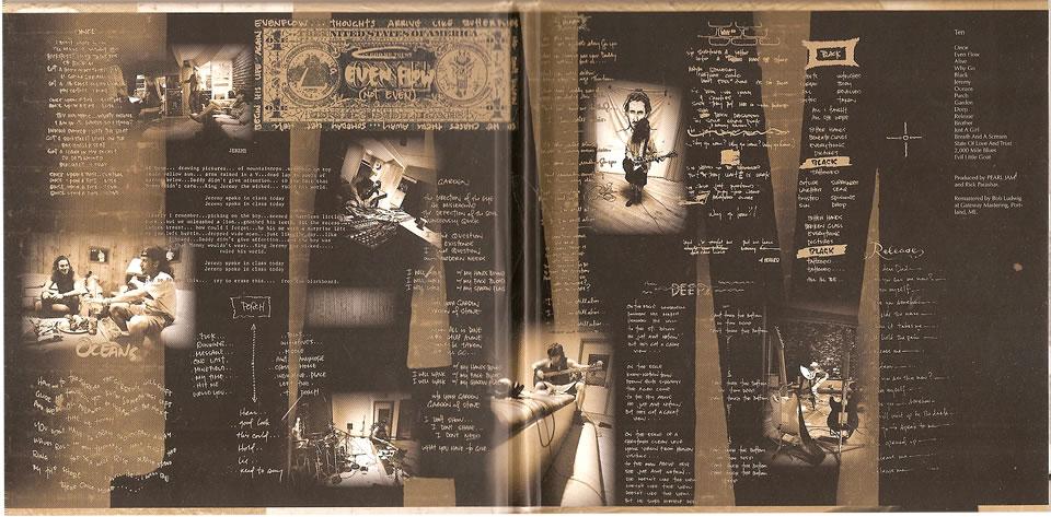 Pearl Jam Ten Legacy Edition 5 Cd Cardboard