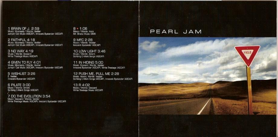 Pearl Jam Yield 5 Cd Jewelcase Mexico Cd Album