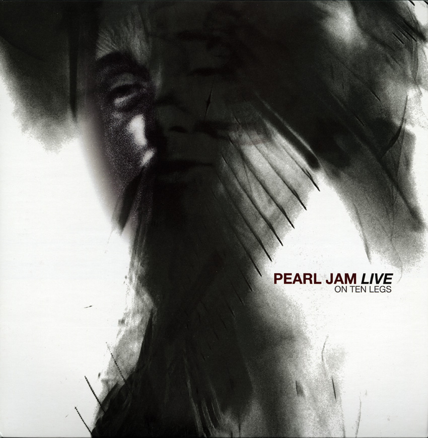 Pearl Jam Live On Ten Legs 12 Black Double Vinyl