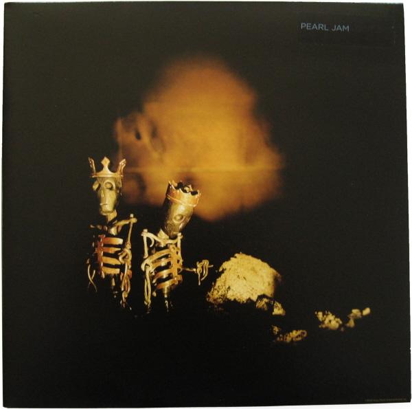 Pearl Jam Riot Act 12 Black Double Vinyl Gatefold