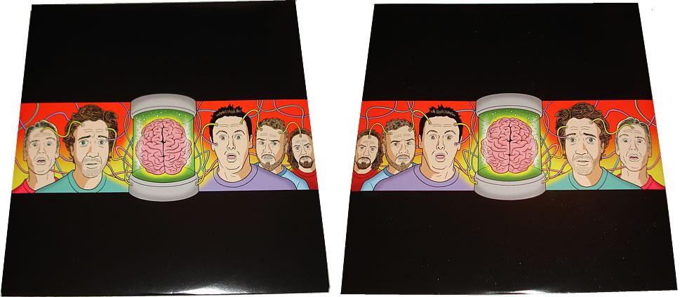 Pearl Jam Backspacer 12 Black Vinyl Gatefolded Die