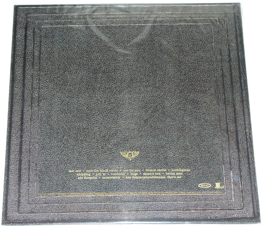 Pearl Jam Vitalogy Reissue Music On Vinyl 12