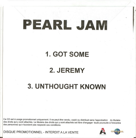 Pearl jam live on ten legs 5 39 39 cd plastic sleeve w for Fishs eddy coupon
