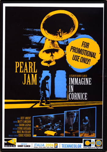 Pearl jam immagine in cornice 5 39 39 dvd plastic case for Fishs eddy coupon