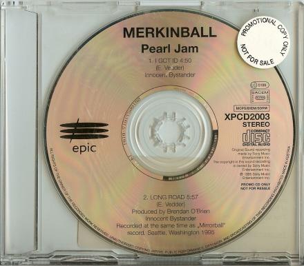 Pearl jam merkinball 5 39 39 cd slimline uk for Fishs eddy coupon
