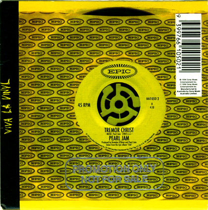 Pearl jam spin the black circle 5 39 39 cd cardsleeve for Fishs eddy coupon