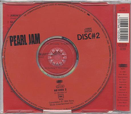 Pearl jam dissident 2 5 39 39 cd slimline europe for Fishs eddy coupon