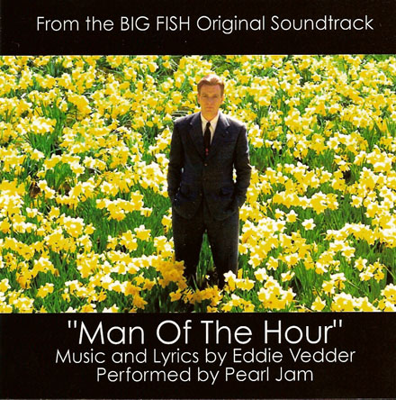 Pearl jam man of the hour big fish 5 39 39 cd for Fishs eddy coupon