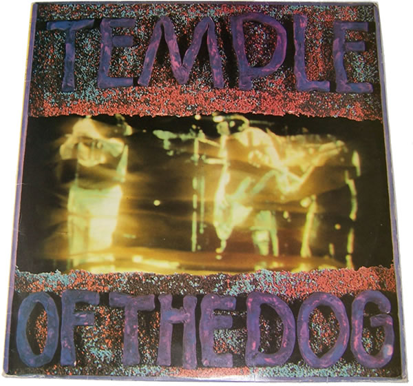 Temple Of The Dog Temple Of The Dog 12 Black Vinyl