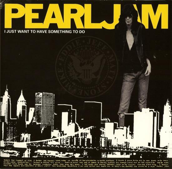 Pearl Jam Last Soldier 7 Black Double Vinyl
